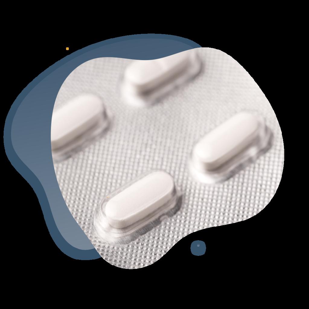 Tableta de medicina