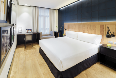 Andromedi Madrid H10 hotel