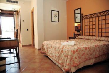 Andromedi Sevilla Hotel ELE Santa Barbara