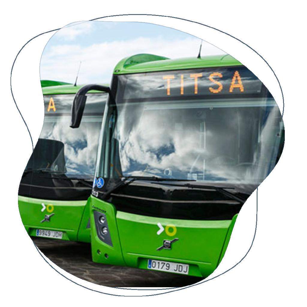 Autobus Canarias Andromedi