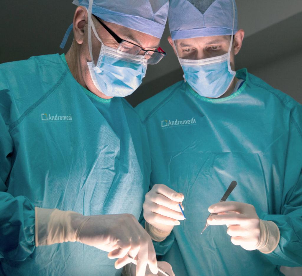 Quirofano Madrid Doctor Natalio Cruz y Doctor Carlos Simon1
